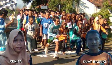 Lomba Lari 5 km Kecamatan Karangdadap 2009