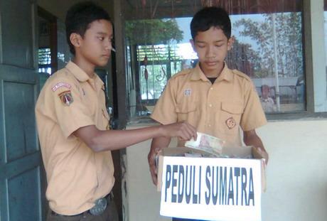 peduli sumatra
